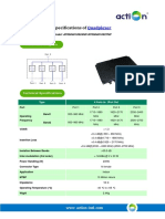 9 Specifications of Quadplexer(AT0504010924NF&AT0504010927NF_20130106)