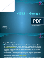 MBBS In Georgia | Study MBBS Abroad | MBBS Abroad