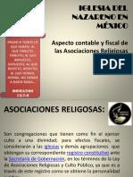 Ley de Asociaciones Religiosas
