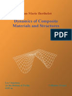 J.-m. Berthelot, Dynamics of Composite Materials and Structures