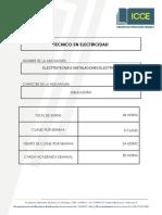 Programa  Modulo - ELECTROTECNIA E INSTALACIONES ELÉCTRICAS- Electricidad II.pdf