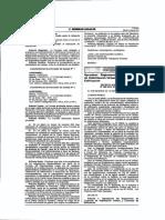 Reglamento de Licencias de Edificacion