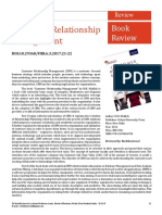Customer Relationship Management- Book Review.pdf