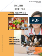 English for Nutritionist by Novia Rosdamayanti
