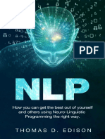 Nicky d. Edison - Nlp_ How You Can Get the Best Out of Yourself and Others Using Neuro-linguistic Programming the Right Way-createspace Independent Publishing Platform (2016)