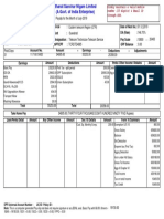 BSNL TM salary