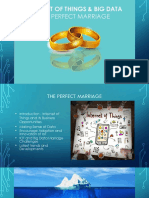 INTERNET OF THINGS & BIG DATA - THE PERFECT MARRIAGE