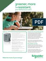 Pumptrol 9013 Pressure Switch