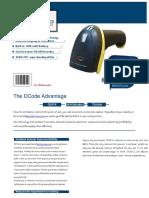 barcode scanner, wireless barcode scanner, DC5112 barcode scanner