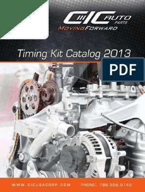 VOLKSWAGEN PASSAT 2.0 88-93 Timing Belt Kit