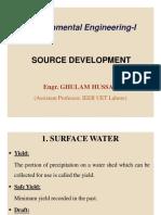 Lec 8 (Add)Source Development