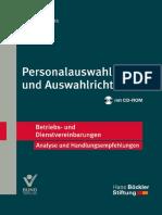 Mbf Bvd Personalauswahl Und Auswahlrichtlinien
