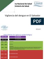 Vigilancia en El Salvador 2017