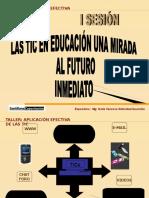 Aplicacion Efectiva de Las Tic