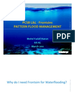 Frontsim Waterflood