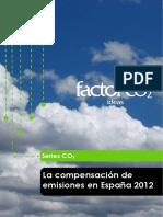 54-La Compensación de Emisiones en España 2012