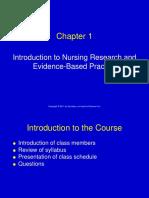 000-Nursing Research - Evidence Based