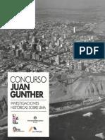 Evolución Urbana de La Ciudad de Lima. Parte 1