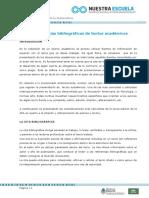 NORMAS APA Referencias Bibliograficas y Citas