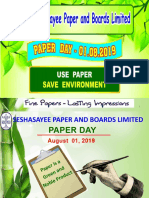 Ponni & HEB - PAPER DAY in English AUG 01, 2019.pptx