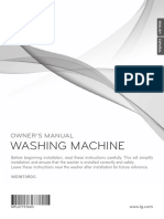 Lg Wd1873rds Manual de Usuario