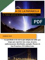 PPT _SEMANA 13_PARABOLA_COMMA.pptx