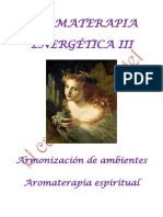 Curso III (Aromaterapia Ambiental)