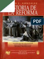 Gonzalez Justo L - Historia de La Reforma VC