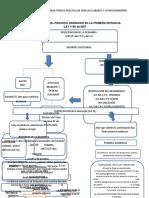 Flujograma Del Proceso Ordinario en La Primera Instancia