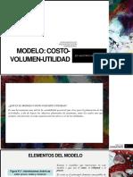 COSTO-VOLUMEN-UTILIDAD