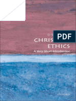 Christian Ethics _ a Very Short Introduction-Oxford University Press (2010)