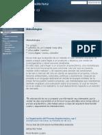Metodologías - Arquitectura libre z3