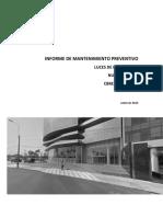 Informe de Mantto de Luc. de Emergencia_NUMEN TOWER_CBRE