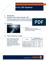 Esd Protection Led Systems