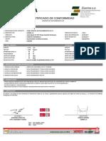 Cert 10074 Eseh20 Pfp31 320d2l Dz00583 Porvenir
