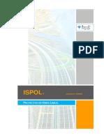 ISTRAM ISPOL Proyectos de Obra Lineal V_9