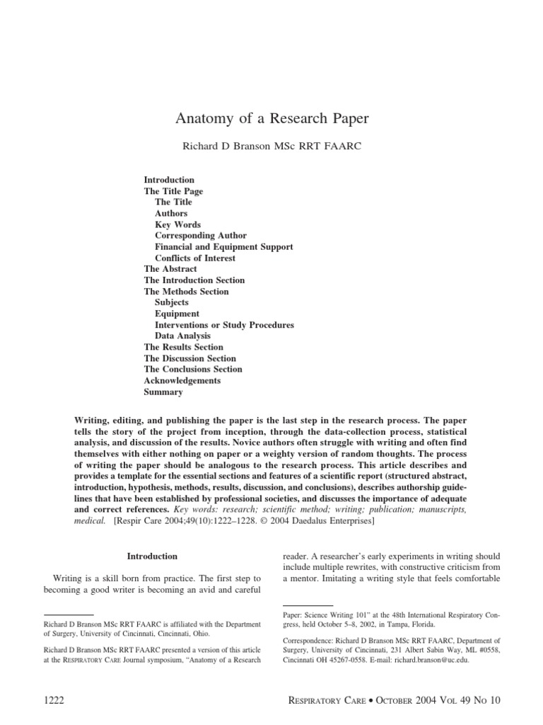 Research Paper Examples - Free Sample Research Papers - EssayEmpire