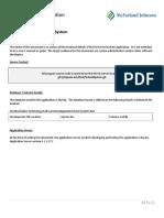 School System- Technical Documentation