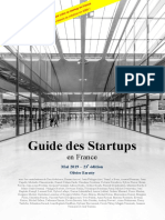 Guide Des Startups en France Olivier Ezratty Mai2019