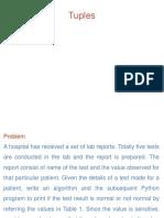 FALLSEM2018-19_CSE1001_LO_TT238_VL2018191005495_Reference Material I_Session 17-Tuples.pptx