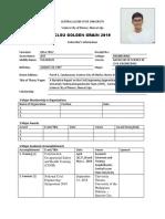 Golden Grain Form 2019(1)