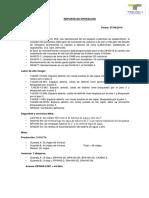 Reporte de Operación 07.08.19