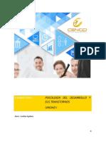 Cuaderno 1 - Psicología Del Desarrollo (1)