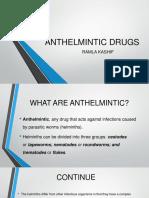 ANTHELMINTIC DRUGS.pptx