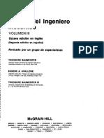 Manual del ingeniero mecánico I