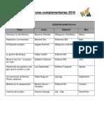 LECTURAS COMPLEMENTARIA 2º CICLO.pdf