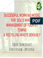 Successful Solid Waste Management Vijay Merchant