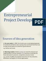 5. Entrepreneurial Project Development.pptx