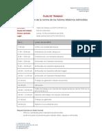 Plan de Trabajo 1 VMA - Huaraz