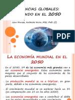 Tendencias Mundiales 2050